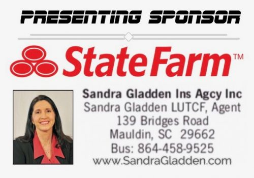 state farm presenting logo