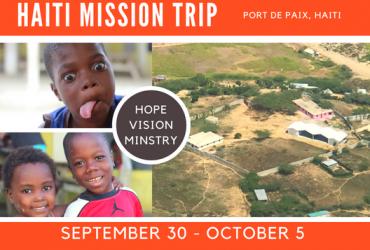 October Mission Trip