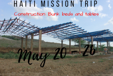 May Mission Trip