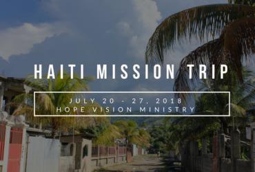July Mission Trip