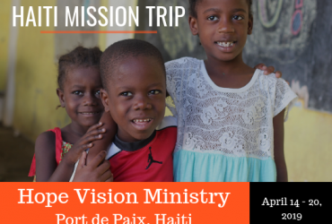 Spring Mission Trip